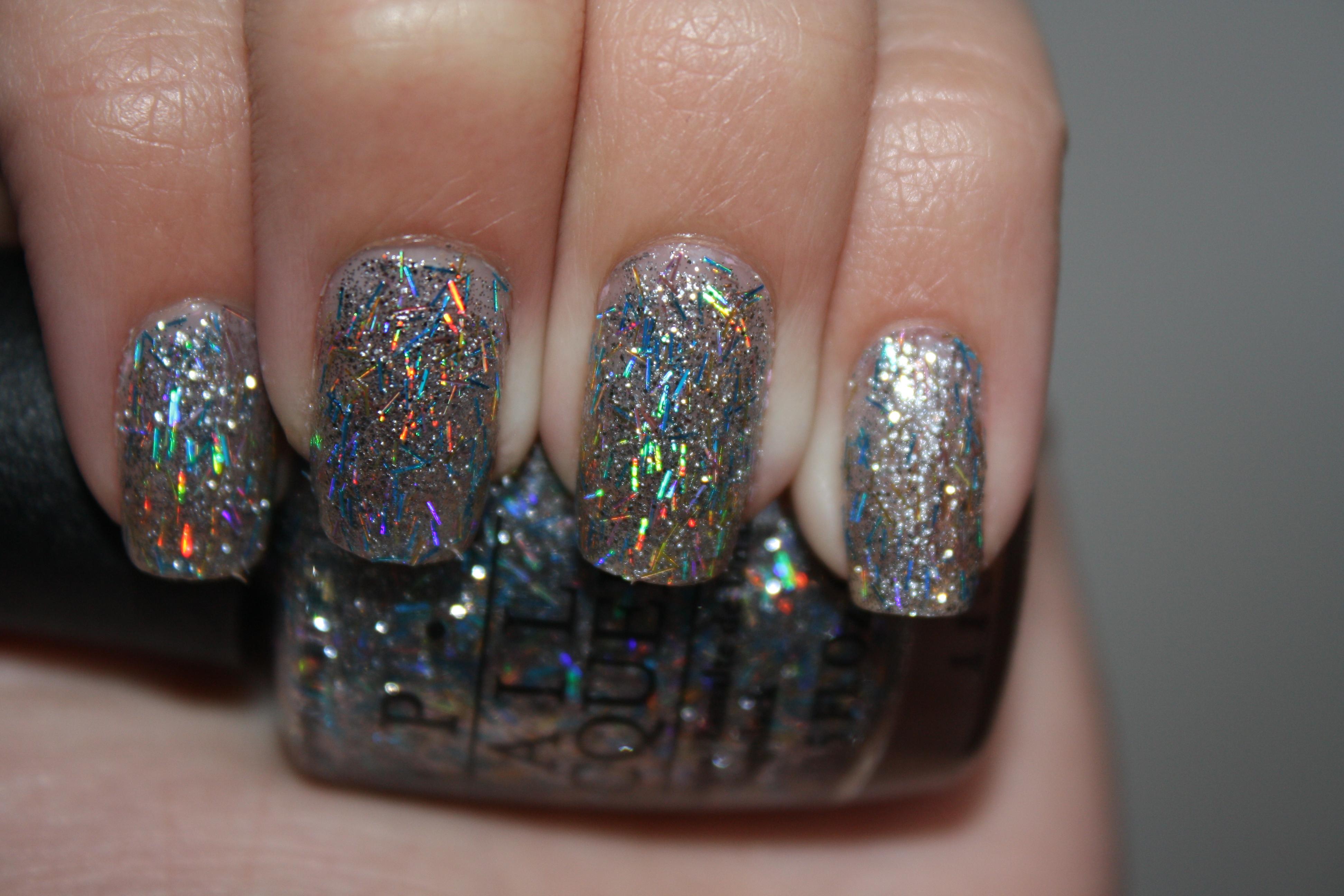Nicki Minaj by OPI Save Me Nail Polish Review, Swatches, and Photos ...